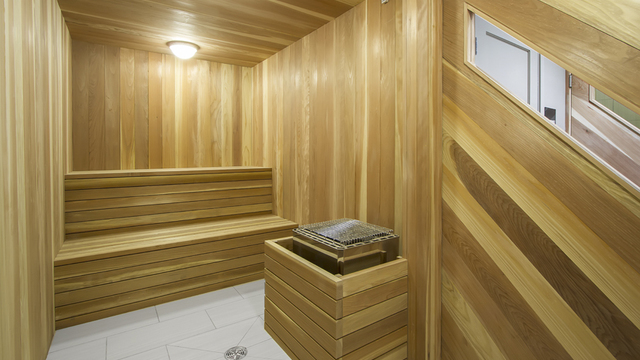 Evolve Apartments - Community Sauna